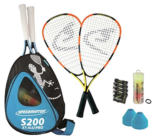 - Speedminton SM01-S200-JR Family Special Speed Badminton Set (4 Player)