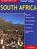 South Africa Travel Atlas, Claudia Dos Santos, 1845373790