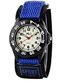Misskt Outdoors Watch with Blue Watch Strap Children Kids Watches Outdoor Sports Boy Girl Waterproof Watches