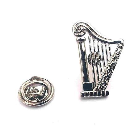 Arpa, Instrumentos Musicales Pin de/Pin De Corbata, Pin de solapa ...
