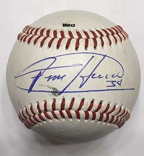 - Felix Hernandez Autographed Signed Auto Rawlings Minor League Baseball - Beckett Authentication F04942