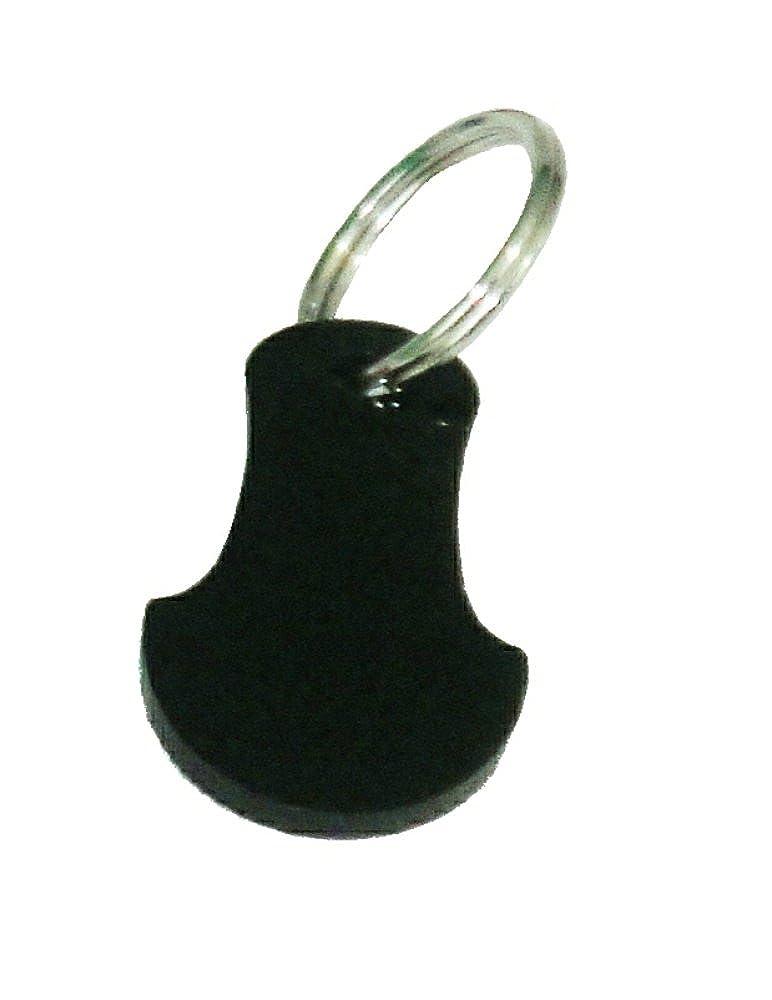 Carrito de la compra carrito clave token reutilizable con moneda libre llavero 10 colores (Paquete de 2), azul: Amazon.es: Zapatos y complementos