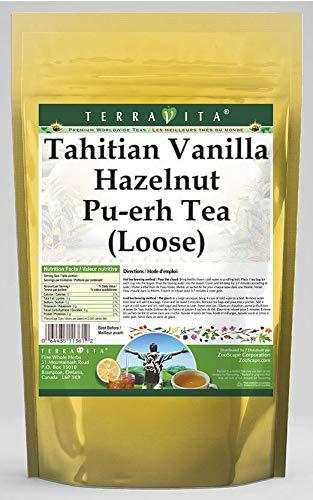 (Tahitian Vanilla Hazelnut Pu-erh Tea (Loose) (4 oz, ZIN: 536306))