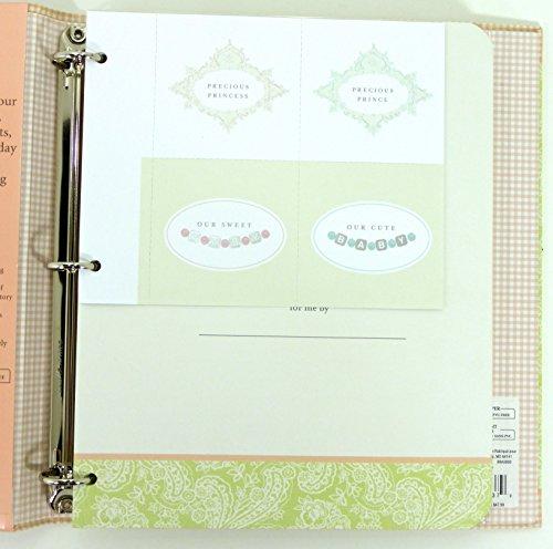 HALLMARK First-Year Memory Book - Green