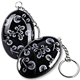 Efanr Emergency Personal Alarms, 120DB Self-Defense Electronic Security Device, Safety Loud Alarm Keychain for Women Kids Girls Elderly (2 Pack)
