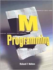 Category:Book:MUMPS Programming