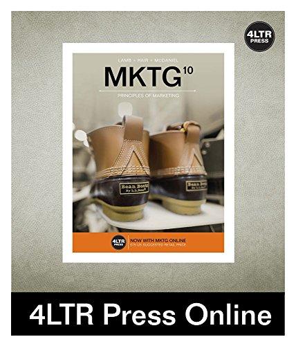 MKTG Online for Lamb/Hair/McDaniel's MKTG 10, 10th Edition