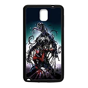 SANYISAN Spider Man Fight With Monster Black Samsung Galaxy Note3 case