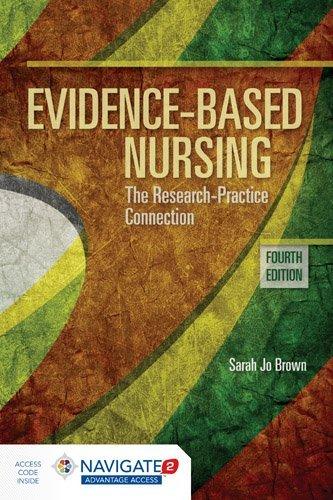 Evidence Based Nursing W/Access