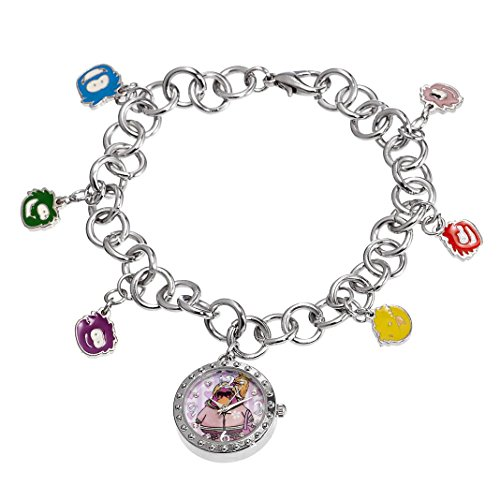 Club Penguin Charm Bracelet Kids Watch