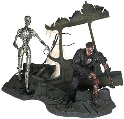 Mcfarlane Terminator 3: Rise of the Machines the End Battle Boxed Set