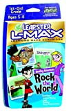 LeapFrog Leapster L-Max Game: Reading Adventure Rock the World