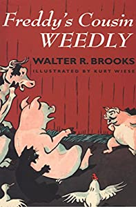 Freddy's Cousin Weedly (Freddy the Pig Book 7)