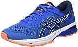 Asics Men's Gt-1000 6 Competition Running Shoes, Blue (Victoria Blue/Dark Blue/Shocking Orange...