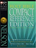 Holy Bible Compact Reference Edition, Thomas Nelson, 0840729553