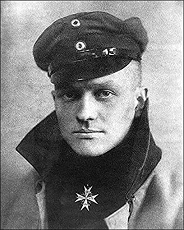 1 Manfred von Richtofen A4 picture poster Choice of frame. The Red Baron