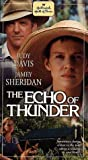 The Echo of Thunder [VHS]