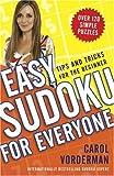Easy Sudoku for Everyone, Carol Vorderman, 0307346056
