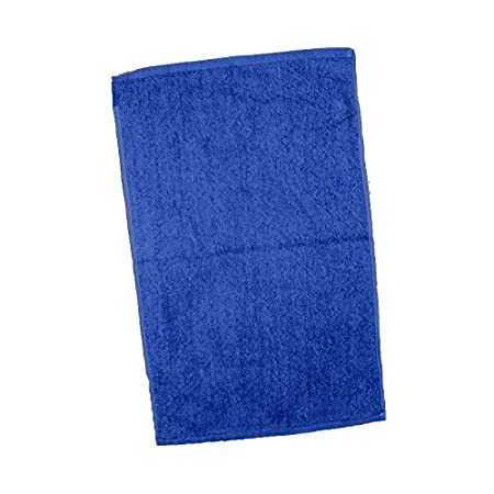 6 Pack Economical Cotton Towels Red