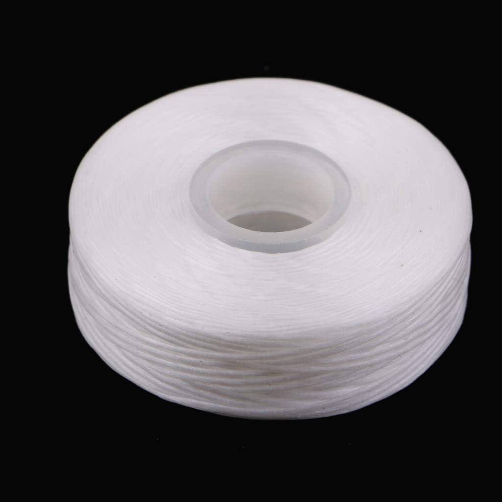 Injoyo 2 Rolls Bait Floss 50m pour P/êche /à La Carpe Ups