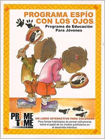 Amazon.com: Programa Espio Con los Ojos: Programa de Educacion