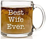Introducing The Perfect Gift Idea For Your Awesome Wife-Suitable For Every Occasion!  Searching for the most unique gift for your amazing wife? Do you want to something that she will use daily and cherish for many years to come? Then this cle...
