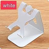 Creative lazy desktop phone(white)