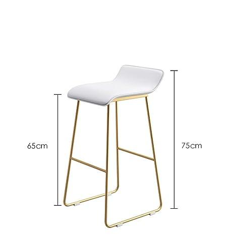 Surprising Amazon Com Lklxj Bar Chair Kitchen Chair Rectangle Seat Alphanode Cool Chair Designs And Ideas Alphanodeonline