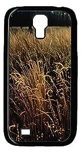 Samsung Galaxy S4 I9500 Cases & Covers - Straw Custom PC Soft Case Cover Protector for Samsung Galaxy S4 I9500 - Black