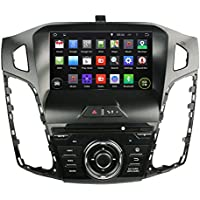 Rupse For 2012 2013 2014 Ford Focus with 8 inch Android 5.1.1 HD 1080P DVD Navigation System With Capacitive Screen