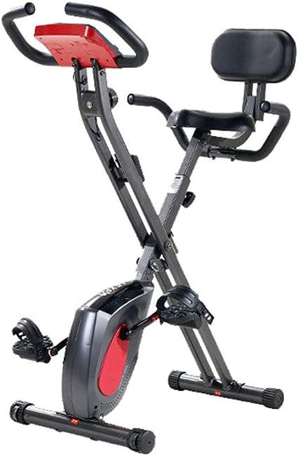 Bicicleta estática Plegable magnética, Ultra silencioso ...
