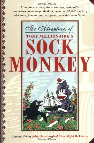 Read Online The Adventures of Tony Millionaire's Sock Monkey ebook