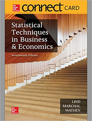 Statistical techniques in business economics connect access code statistical techniques in business economics connect access code 17th edition fandeluxe Gallery