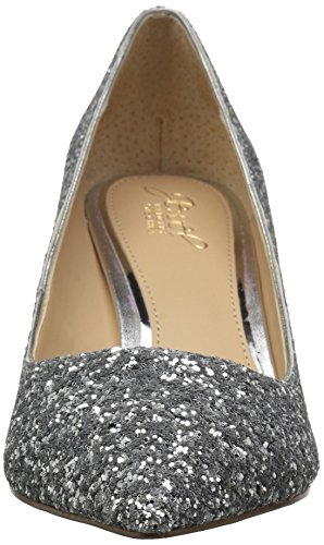 Badgley Mischka Jewel Women's Lyla Pump Silver under 50 dollars best place pay with visa for nice cheap online cheapest geAhs