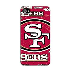 Iphone 6 Plus Protective Case,Good-Looking Football Iphone 6 Plus Case/San Francisco 49ers Designed Iphone 6 Plus Hard Case/Nfl Hard Case Cover Skin for Iphone 6 Plus