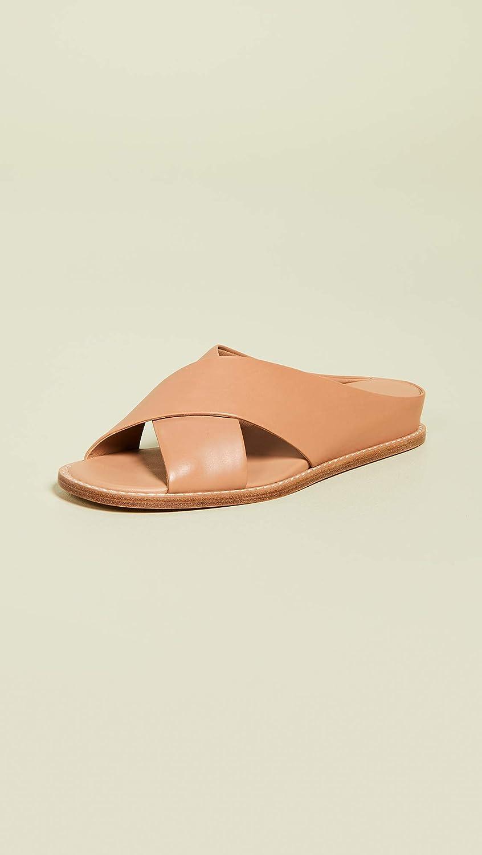 5deb434acbc Amazon.com  Vince Women s Fairley Slides  Shoes