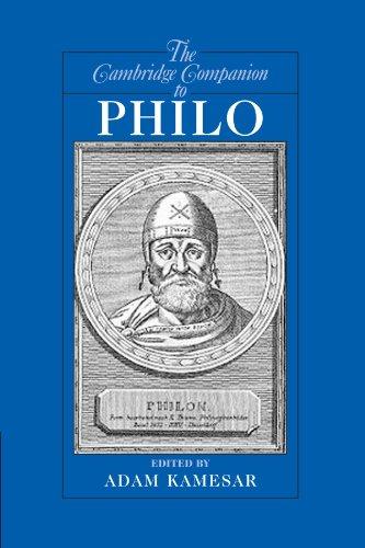 The Cambridge Companion to Philo (Cambridge Companions to Philosophy)