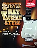 Stevie Ray Vaughan Style Guitar Lesson Book with 2 DVD