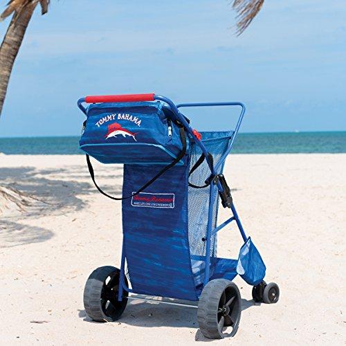 TOMMY BAHAMA carro todoterreno para la playa con nevera incorporada edición 2018: Amazon.es: Deportes y aire libre