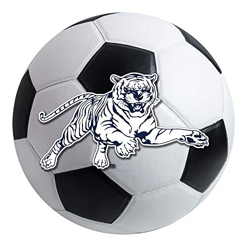 - FANMATS NCAA Jackson State University Tigers Nylon Face Soccer Ball Rug