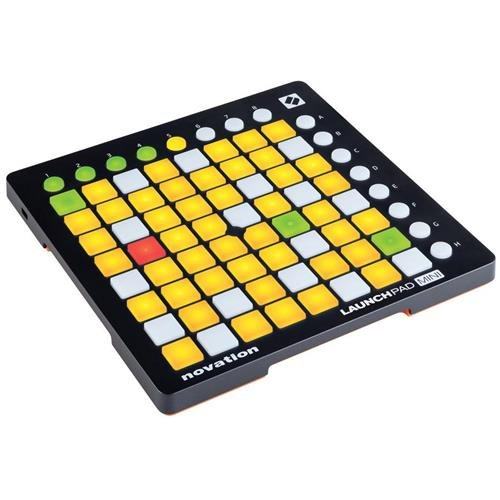 Novation MK2 Launchpad Mini Compact USB Grid Controller for Ableton