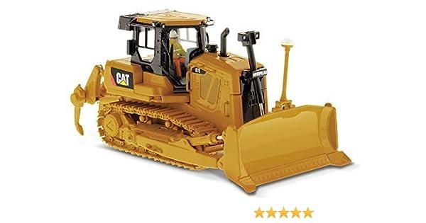 Norscot 1:50 Scale Caterpillar Cat D7E Track-Type Tractor 55224 Diecast Model