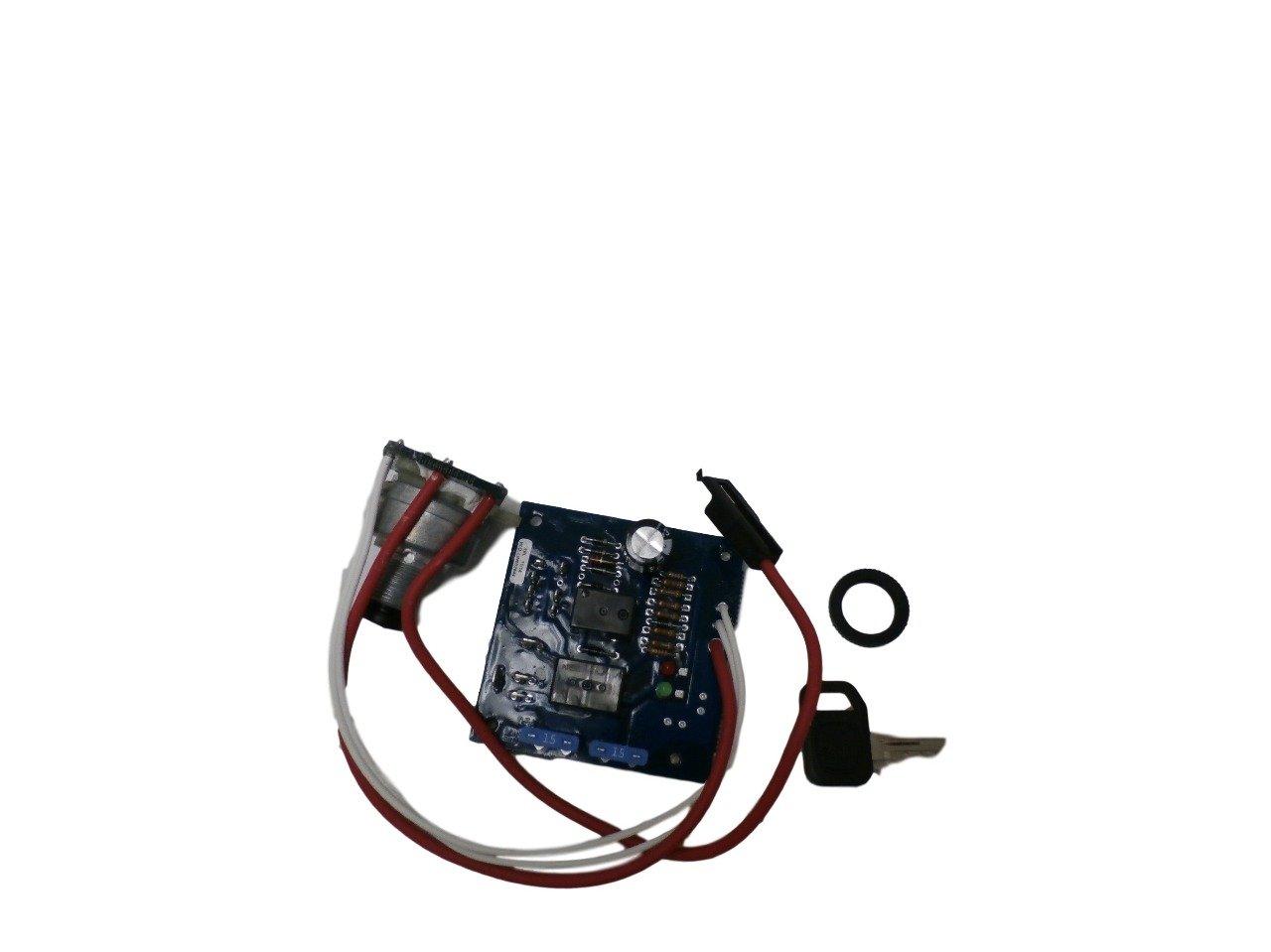 John Deere key switch Ignition Module with key 425 445 455 415 AM136681 AM131841