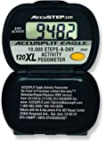 Accusplit Certified Accurate Pedometer w/ Activity Timer