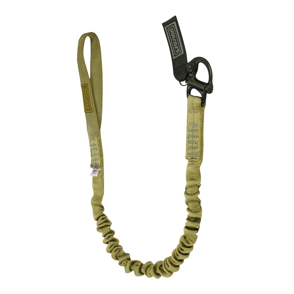 Amazon com : Fusion Tactical Elastic Sling Retention Helo