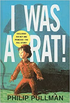 Book I Was a Rat!