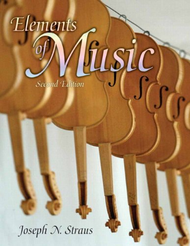 Elements of Music, 2nd Edition (Text only)