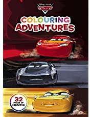 Cars: Colouring Adventures (Disney-Pixar)