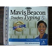 Mavis Beacon Teaches Typing 5