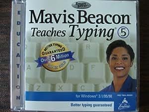 Amazon.com: Mavis Beacon Teaches Typing 5